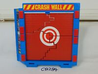 VINTAGE TYCO THE CRASS DUMMIES 1991 CRASS TEST CENTER PART-CRASH WALL RARE