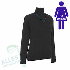 Callaway Strickpullover für Damen 100% Baumwolle schwarz Größe 38 neu OVP Rechng