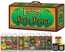 Fox Farm Dirty Dozen Starter Pack - big bloom tiger grow big bembe cha ching