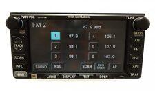 02 03 04 TOYOTA Camry JBL Navigation Radio CD Tape Player LCD Display Screen OEM