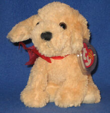 TY PUDDING the DOG BEANIE BABY - MINT with MINT TAGS