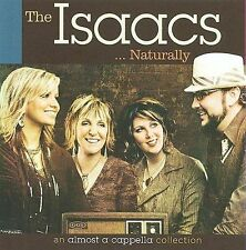 ...Naturally by The Isaacs (CD, Gaither Music Group)