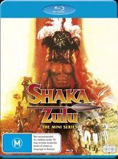 Shaka Zulu (Blu-ray, 2017   2-Disc Set) NEW AND SEALED
