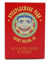 Steeplechase Park Coney Island Playing Cards Limited Edition 2016, NEW SEALED
