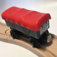 Thomas Wooden Railway TALKING Rickety Giggling Troublesome Truck BATTERIES Train