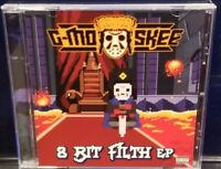 G-MO Skee - 8 Bit Filth CD twiztid horrorcore alla Xul Elu insane clown posse