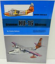 Warpaint Series No.92 - Grumman HU-16 Albatross          48 Pages           Book
