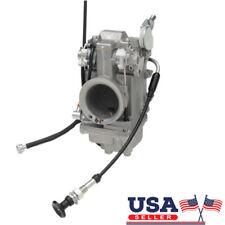 Mikuni HSR45 Carb Carburetor 45mm Easy Kit For Harley EVO Twin Cam Evo TM45-2K