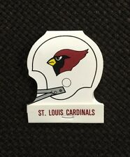 Vintage 1980 St Louis Cardinals Football Full Matchbook With Schedule
