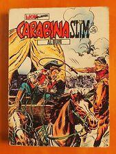 Album N° 36 Carabina Slim. Numéros 134/135/136 de 1982/1983 - Mon Jounal