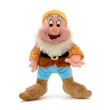 Disney Snow White Seven Dwarves Happy Dwarf Soft Plush Stuffed Doll Toy 28 cm