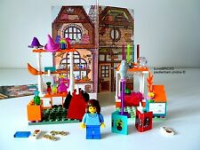 LEGO HARRY POTTER 'DIAGON ALLEY SHOPS' #4723 HERMIONE 100% COMPLETE GUARANTEE