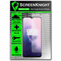 ScreenKnight OnePlus 7 SCREEN PROTECTOR - Military Shield