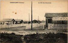 CPA  Chaulnes (Somme) -La Cité des Cheminois   (295036)