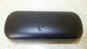 Ralph Lauren black hard shell sunglasses case