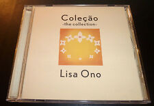 """LISA ONO """"Colecao: The Collection"""" (CD 2000) Japan Import ***GREAT SHAPE***"""