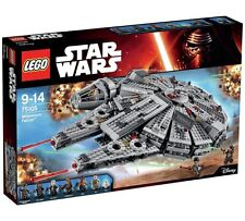 LEGO Millennium Falcon Complete Sets & Packs