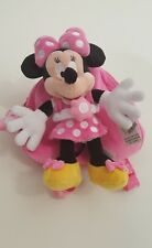 Disney Minnie Mouse Girl's, Soft Plush Backpack, 25x25cm, Pink $69.00 Authentic
