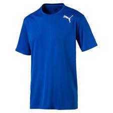 Puma Hombre Essential Ss T Camiseta Drycell 515185 28 Azul