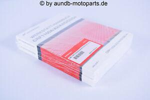 CRF 1100 A-D Africa Twin 20- Werkstatthandbuch NEU/Service Manual original Honda