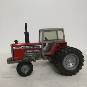 Vintage ERTL Toy Massey Ferguson 2805 1/20 Scale Farm Tractor With Duals