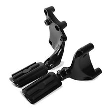 Repose-pieds passager arri/ère avec support pour Harley 14-16 XL Sportster 883 1200 48