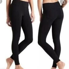 Athleta Metro Legging Pockets Black size small petite