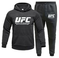 UFC TRACKSUIT - NEW - DARK GREY