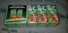 Hi-C Ghostbusters Ecto Cooler Limited Edition Juice Box Sealed Pack Of 10