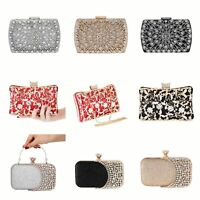 Evening Handbags Envelope Party Purse Dinner Bag Wedding Clutch Shoulder Handbag