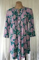 REBORN SIZE S PLEATED TUNIC TOP/ DRESS NEW WITH TAGS
