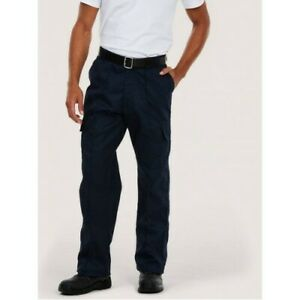 UC902 Uneek Workwear Safety Trousers Cargo Smart Uniform Outdoor Pants