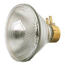 Satco S4800 75W 120V PAR38 Clear Medium Side Prong Incandescent light bulb