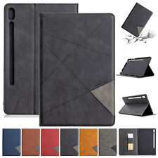"""For Samsung Galaxy Tab A 8"""" T290/10.1 T510 Luxury Flip Leather Wallet Case Cover"""