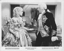 NAUGHTY MARIETTA original MGM b/w publicity lobby still photo JEANETTE MACDONALD