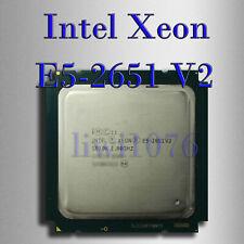 Intel Xeon E5-2651 V2 SR19K CPU 12 Core 24 Threads Socket LGA 2011 CPU Processor