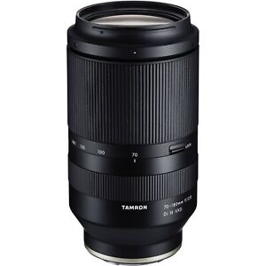 New Tamron 70-180mm F/2.8 Di III VXD Lens for Sony E-Mount (A0526)
