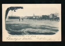 South Africa KING WILLIAM'S TOWN Market Square 1903 U/b PPC