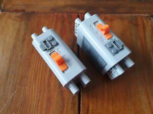 Lego Technic 8881  😀  2 x Power Functions Batterie Kasten 9V