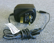 Dve dvr-1250acuk-4818 suministro de energía AC cargador adaptador Uk enchufe De 12v 500ma