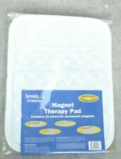 Serenity 2000   Magnetic Therapy Pad for Improved Sleep and Pain Relief –