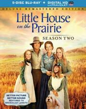 LITTLE HOUSE ON THE PRAIRIE - SEASON 2 NEW BLU-RAY