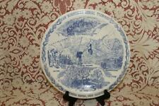 Vernon Kilns State Plate NEW HAMPSHIRE AERIAL TRAMWAY Franconia Notch