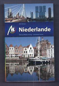 Reiseführer Niederlande 2018/19 + Amsterdam Michael Müller, neu.