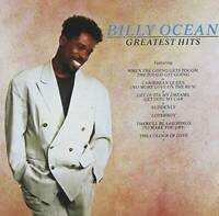Greatest Hits - Audio CD By BILLY OCEAN - VERY GOOD