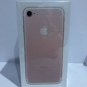 Apple iPhone 7 - 128GB - Rose Gold (Factory Unlocked) Verizon A1660 (CDMA + GSM)