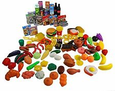 New Toy 150 Pc. Great Big Grocery Play Food Set Gift Child Kids Kitchen