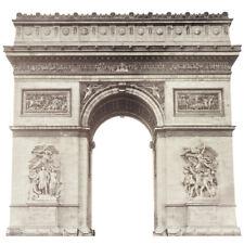 ARC DE TRIOMPHE Paris Landmark CARDBOARD CUTOUT Standup Standee Poster Monument