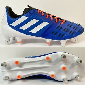 adidas Predator Malice Control SG Mens Pro Issue Rugby Boots SIZE 8 9 10 11 12