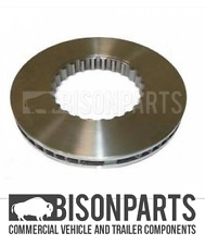 """""""VOLVO FH 440, FH12 & FH16 (2002-2009) FRONT OR  REAR BRAKE DISC ONLY BP105-010"""